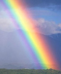 The rainbows keep on coming
